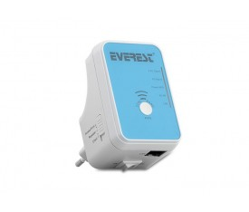 Everest EWR-568N5 Dual-Band 2.4G + 5G 150 Mbps Repeater + Client Uyumlu Access Point